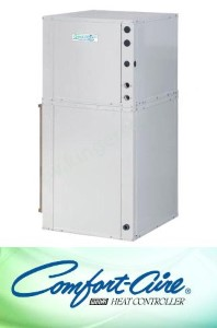 5 Ton ComfortAire Two Stage Geothermal Water Sourced Heat Pump HTV060B1C01JLK - Left Return - Upflow