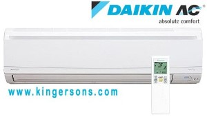 Daikin FTXS18LVJU18000 BTU Ductless Wall Mounted Heat Pump Air Handler