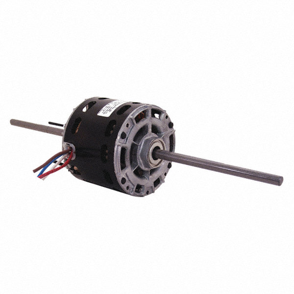 1/15 HP Room Air Conditioner Motor,Shaded Pole,1050 Nameplate RPM,208-230 Voltage,Frame 42Y