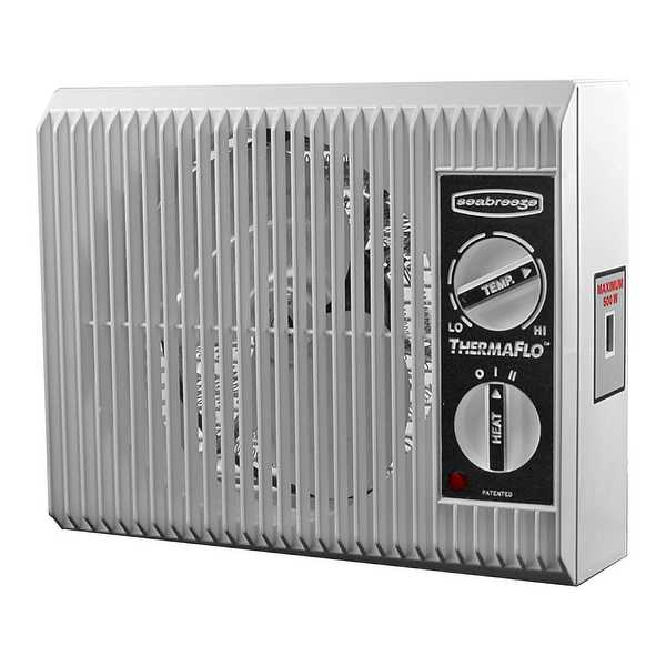 Seabreeze SF12ST Space Heater - White