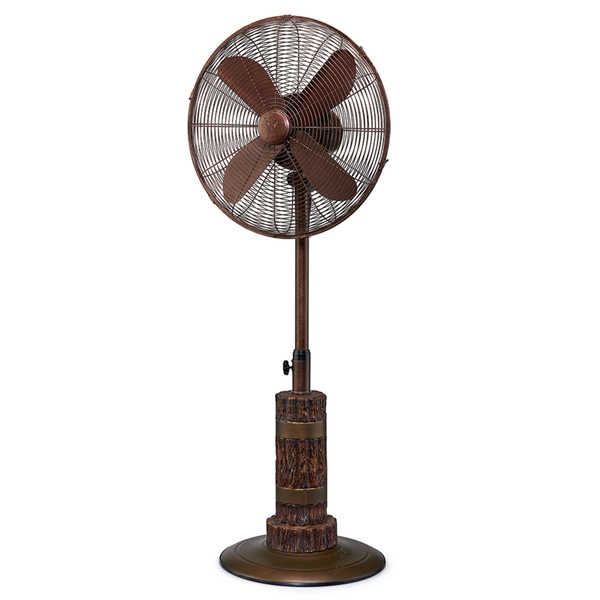 Terra Antique Bronze Outdoor Fan
