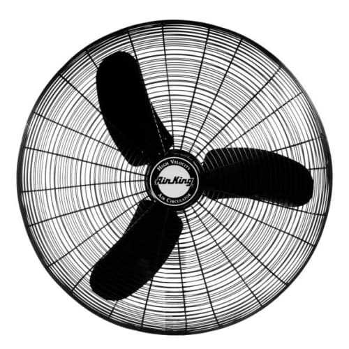 Air King 9174H 5770 CFM Commerical Grade Oscillating Assembled Fan Head with 3 Speeds