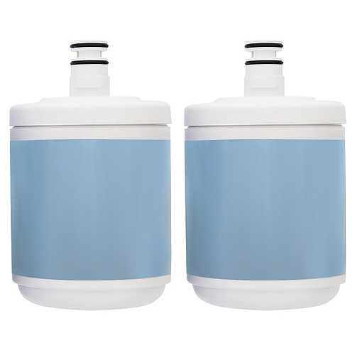 New Replacement Refrigerator Water Filter for Kenmore ADQ72910902 - 2 Pack