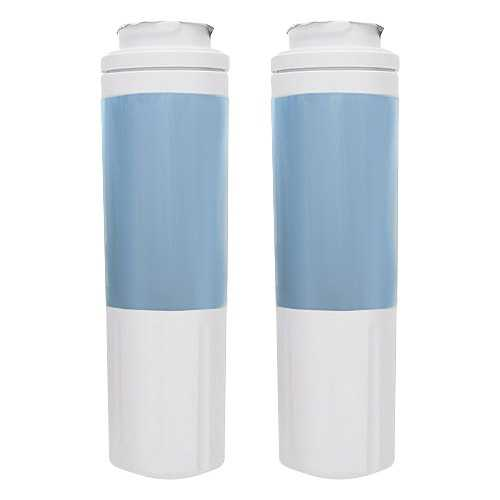 New Replacement Water Filter Cartridge For Kenmore 58632 Refrigerators - 2 Pack
