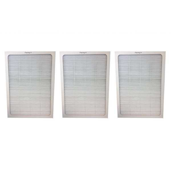 Blueair-compatible 500/600 Series Air Purifier Filters (Pack of 3) - air purifier filter