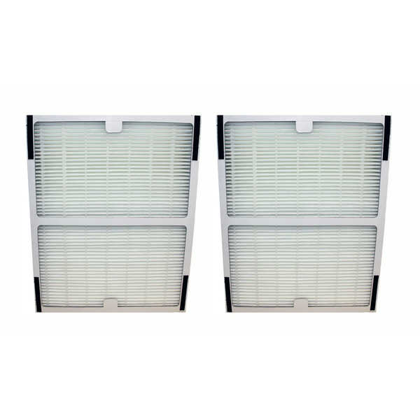 2 Idylis A HEPA Air Purifier Filters, Part # IAF-H-100A - air filter