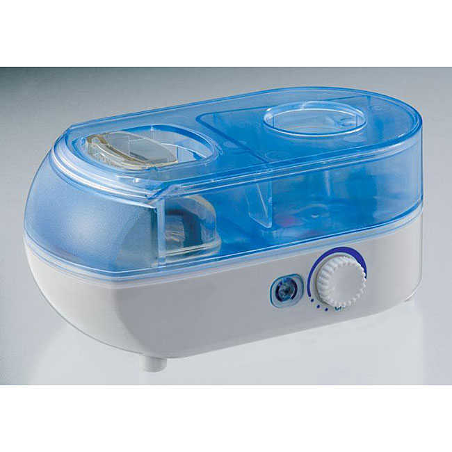 Personal Travel-size Humidifier and Ionizer - Travel Size