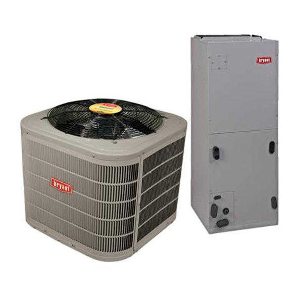 BRYANT 126BNA048000FV4CNB006L00 4 Ton Split Air Conditioner w/ 16 SEER