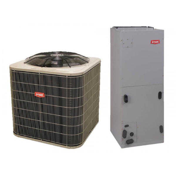 BRYANT 214DNA060000FV4CNB006L00 14 SEER 5 Ton Heat Pump System with Air Handler