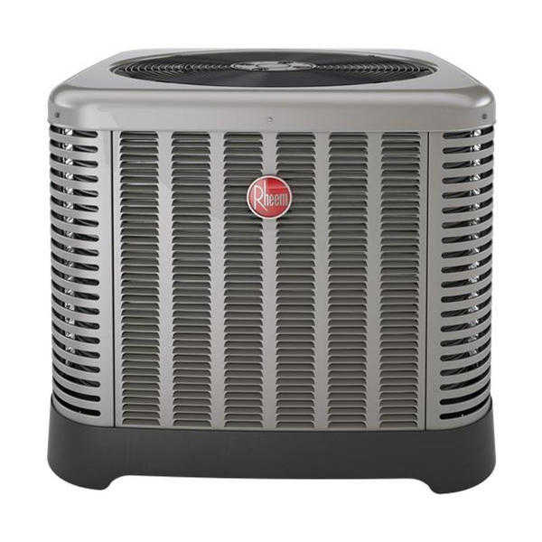Rheem or Ruud RA1630AJ1NA 2.5 Ton Classic 16 SEER Air Conditioner w/ Two - Fastener Removable Corner