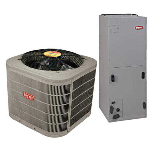 BRYANT 126BNA042000FV4CNF005L00 3.5 Ton Split Air Conditioning System w/ 16 SEER