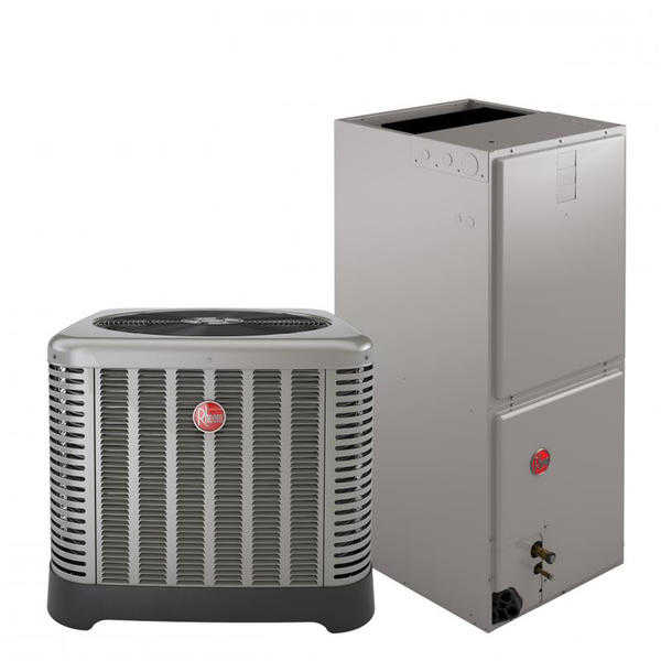 Rheem or Ruud RA1460AJ1NARH1T6024STANJA Classic RA14 Single Phase Air Conditioner w/Air Handler