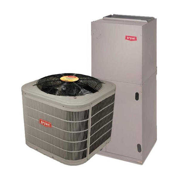 BRYANT 225BNA060000FX4DNF061L00 15 SEER 5 Ton Heat Pump System with Air Handler