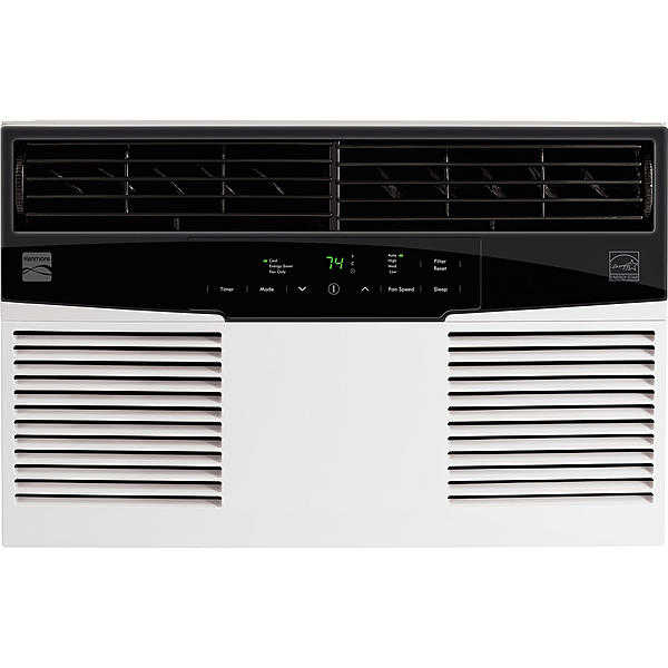 Kenmore 77060 6,000 BTU 115V Window Air Conditioner - White