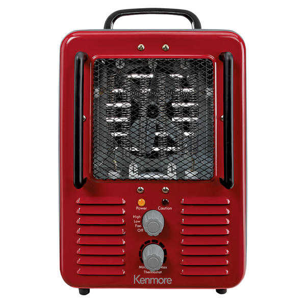 Kenmore 95017 Milkhouse Heater - Red