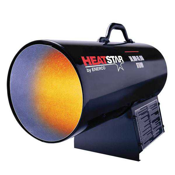 HeatStar HETF170085 Portable Propane Heater