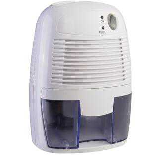 ConvenienceBoutique Mini Portable Dehumidifier Quiet Electric Drying Moisture Absorber