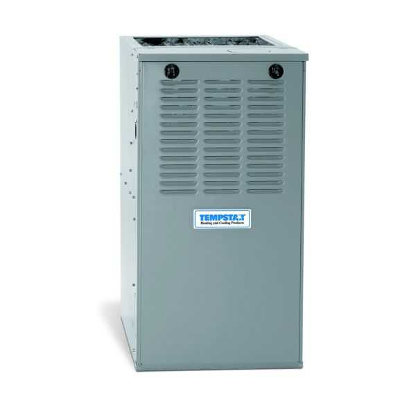 Tempstar N8MXL1102120A - 80% Multi-position 110K BTU/h Gas Furnace, Low Nox, 2000 CFM, ECM Blower Motor