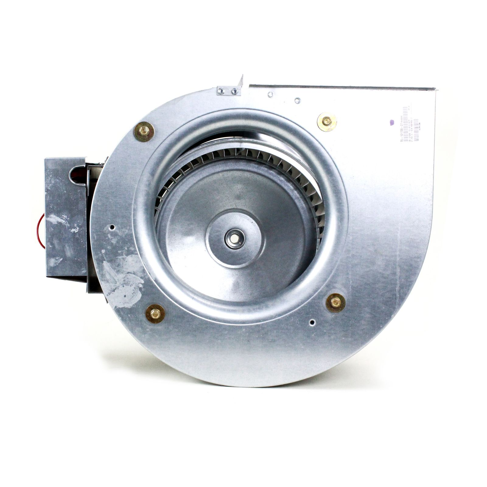 PROTECH 70-101729-01 - Blower Housing With Wheel