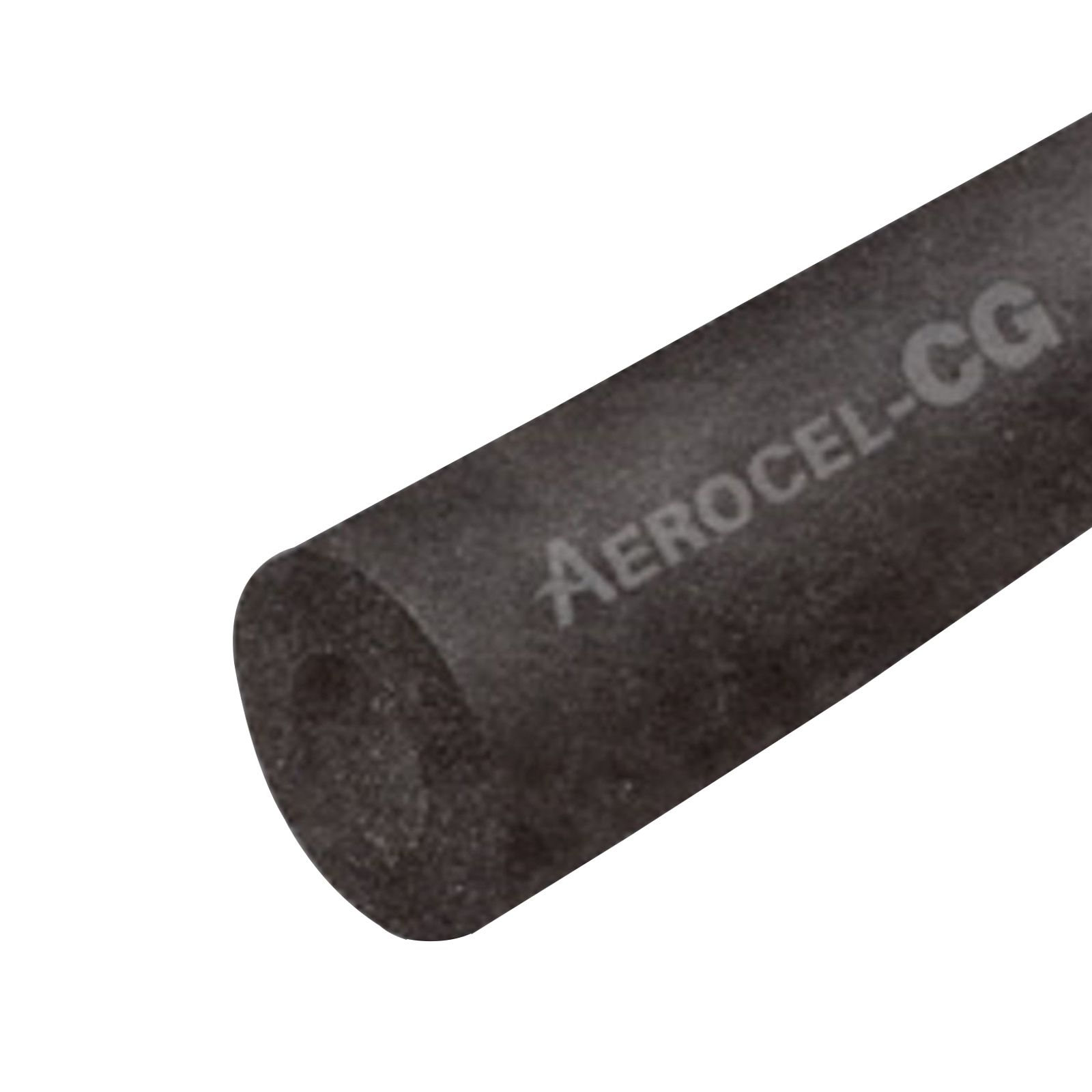 "Aeroflex CG1238 - Elastomeric Tubing Insulation, 1/2"" ID X 3/8"" Wall Thickness, Fits 1/2"" OD Copper Tubing, Residential Only"