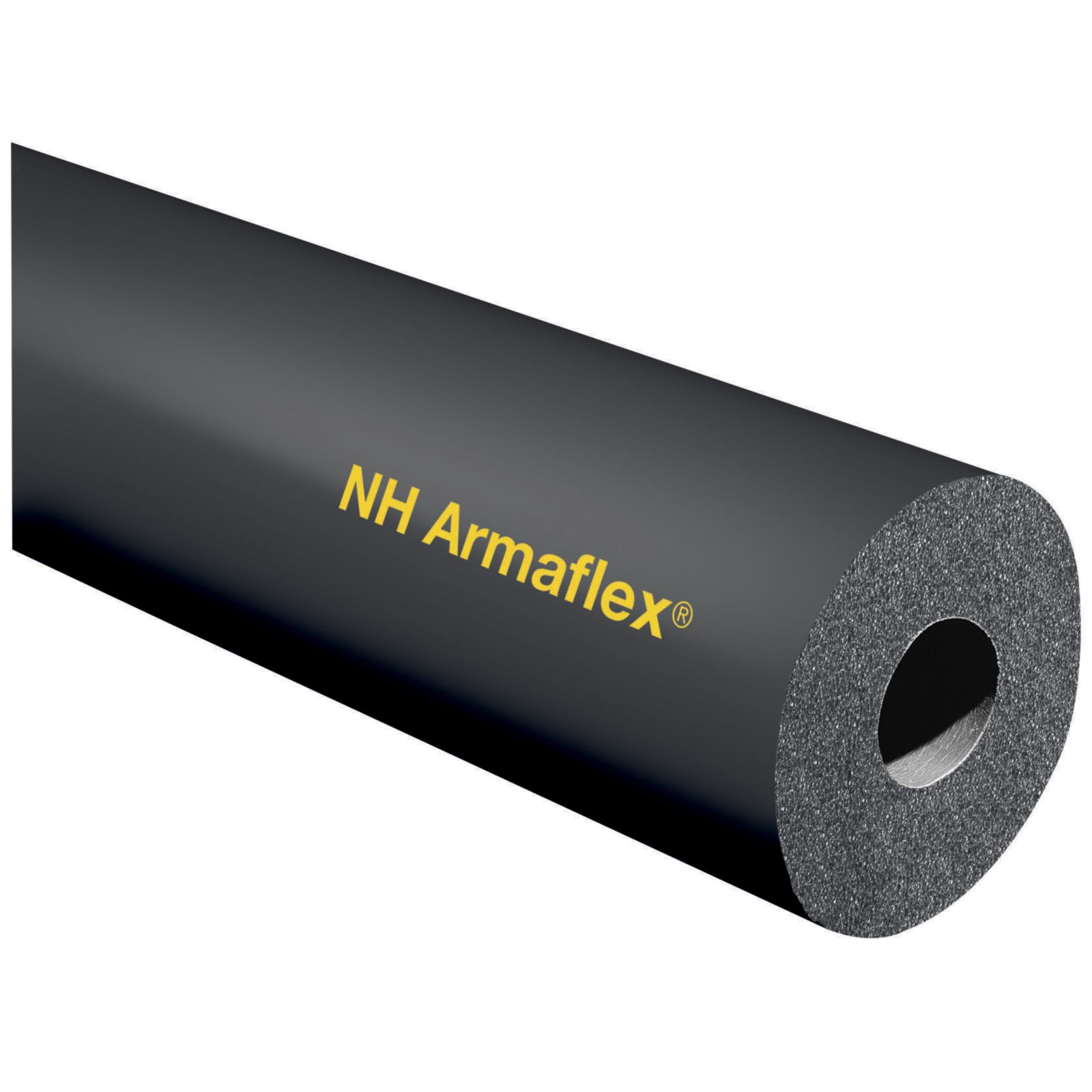 "Armacell DGS01212 - Tubolita® Self Seal Pipe Insulation, 1/2"" I.D. X 1/2"" Wall Thickness (Nominal) X 6 Foot Length"
