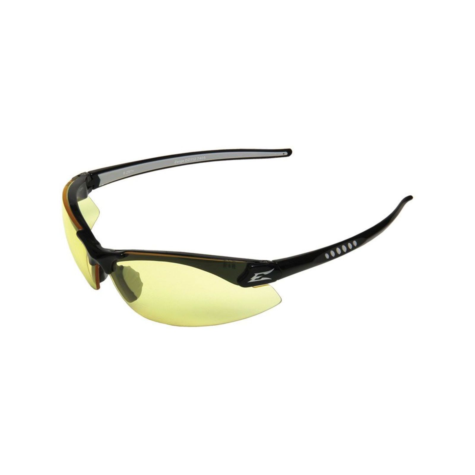 Wolf Peak DZ112 - Safety Glasses - Zorge Yellow