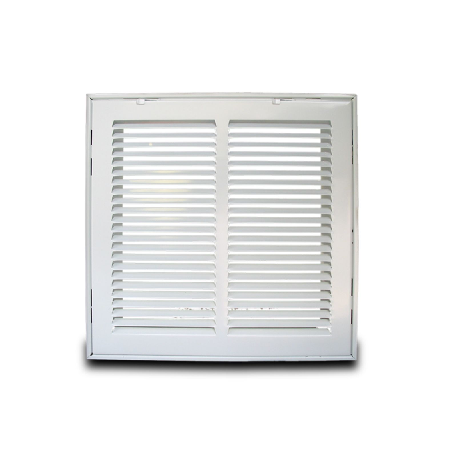 "Metal-Fab MFRFG1616W - Metal Fab Return Filter Grille, White,  16"" X 16"""
